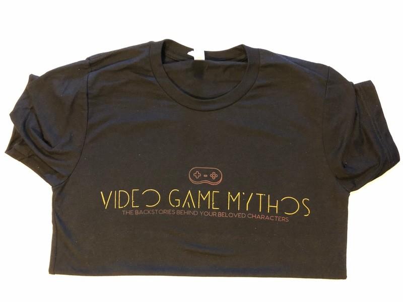 Video Game Mythos Tee