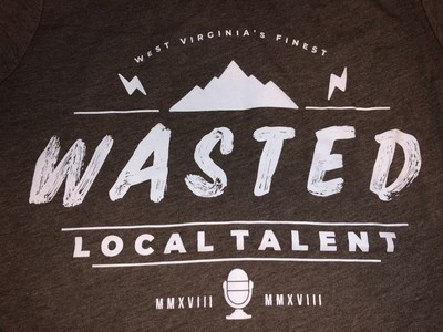 Wasted Local Talent Tee - Small