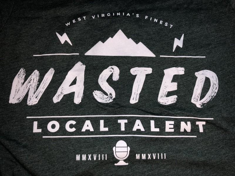 Wasted Local Talent Tee - Medium