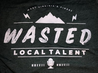 Wasted Local Talent Tee - Medium