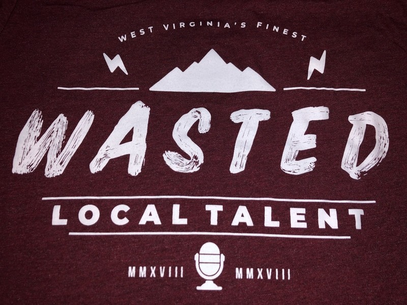 Wasted Local Talent Tee - 3XL