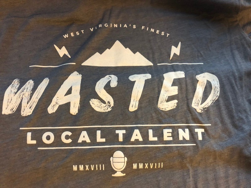 Wasted Local Talent Tee - 2XL