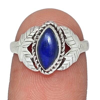 Lapis Ring size 6.5