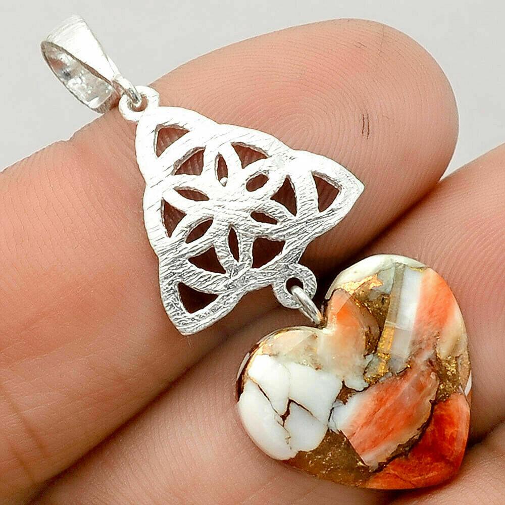 Spiny Oyster Pendant