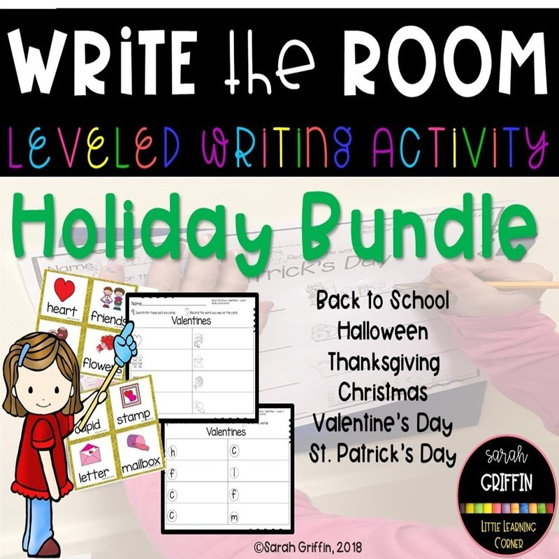 Write the Room: Holiday Bundle