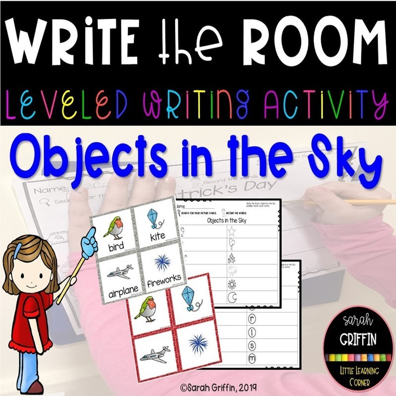 Write the Room: Objects in the Sky