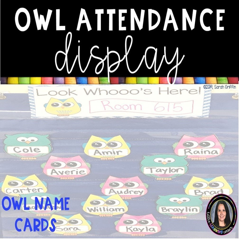 Owl Attendance Display