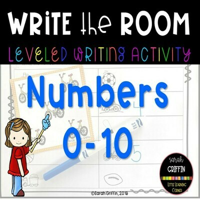 Write the Room Numbers