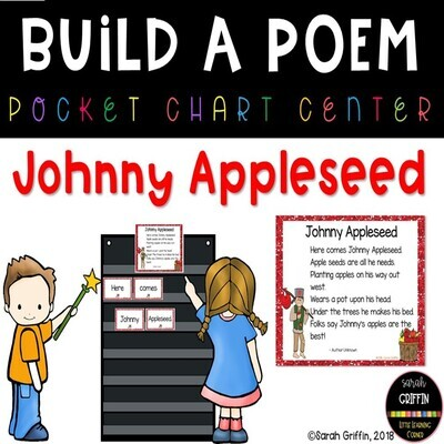 Johnny Appleseed Build a Poem
