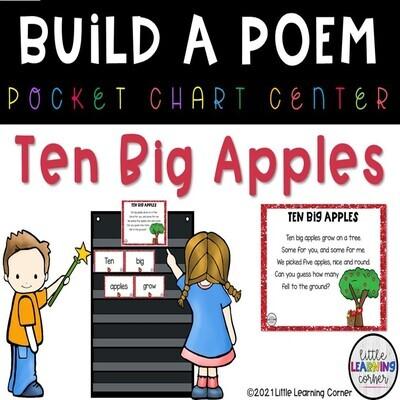 Ten Big Apples Build a Poem