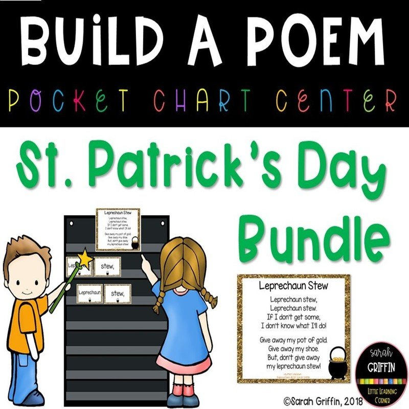 Build a Poem St. Patrick's Day Bundle