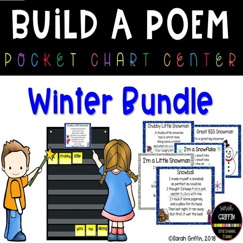 Build a Poem Winter Bundle