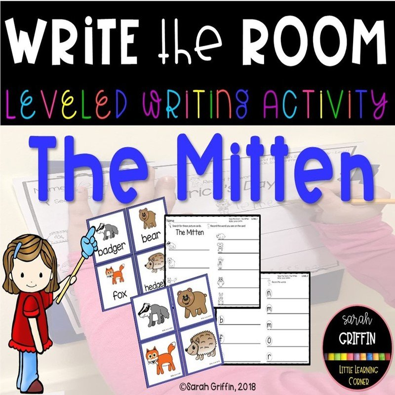Write the Room: The Mitten