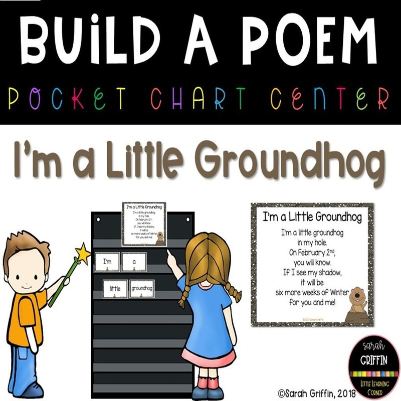 Groundhog Build a Poem