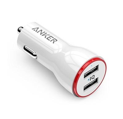 Anker PowerDrive 2 | Adaptador de corriente para el coche