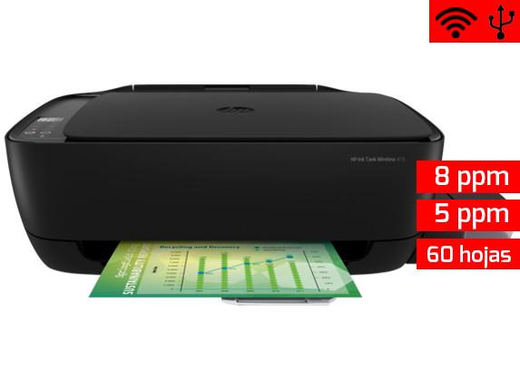 HP Ink Tank Wireless 415 | Impresora multifunción