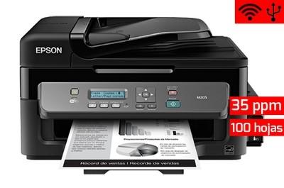 Epson WorkForce M205 | Impresora multifunción monocromática