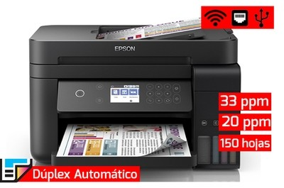 Epson EcoTank L6171 | Impresora multifunción