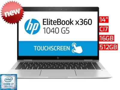 HP EliteBook x360 1040 G5 | 14
