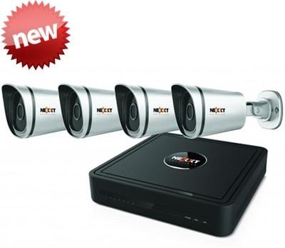 Kit Nexxt Xpy 1280-HD | Sistema de vigilancia para redes de alta definición