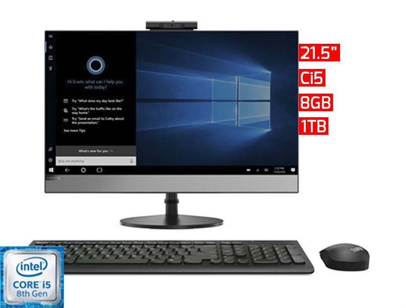 """Lenovo V530-22ICB All In One   21.5"""" - Ci5 - 8GB - 1TB HDD"""