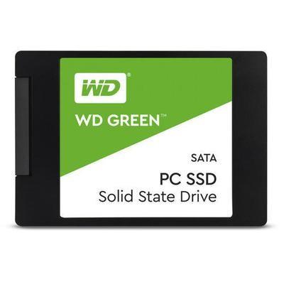 Western Digital Green SSD | Unidad en estado sólido | 120GB | 2.5