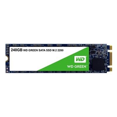 Western Digital Green SSD | Unidad en estado sólido | 240GB | M.2 2280