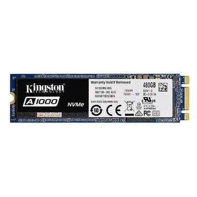 Kingston SSD A1000 | Unidad en estado sólido | 480GB | M.2 2280
