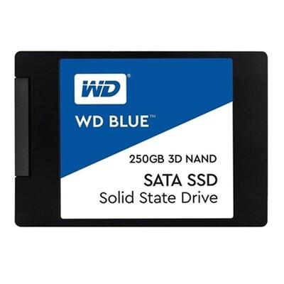 Western Digital Blue SSD | Unidad en estado sólido | 250GB | 2.5