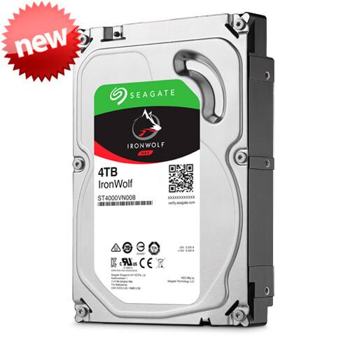 "Seagate IronWolf PC Desktop Hard Drive | Disco Duro Interno | 4TB | 3.5"""