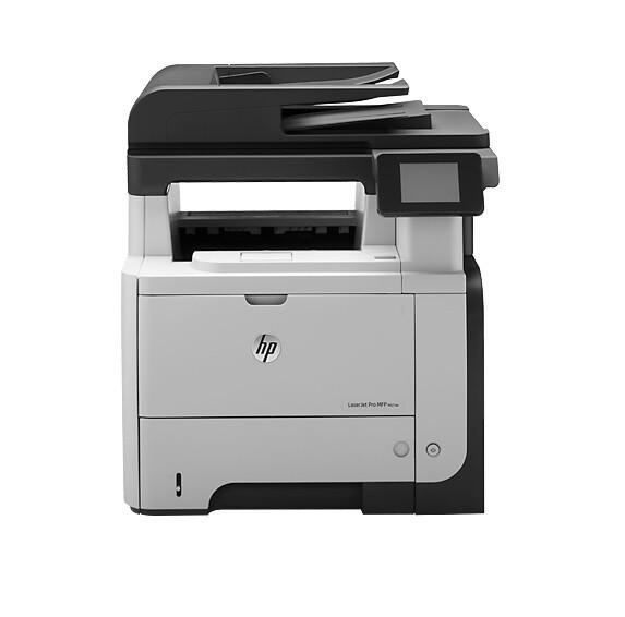 HP LaserJet Pro MFP M521dn | Impresora Monocromática con ADF
