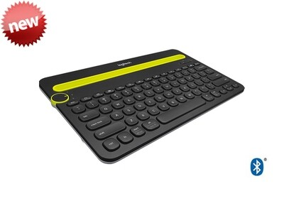 Logitech K480 Bluetooth Keyboard | Windows and Android
