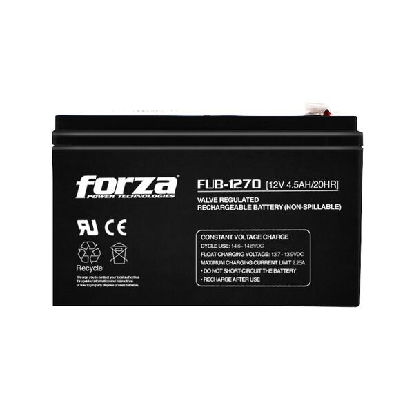 Forza FUB-1270   Batería de reemplazo para UPS