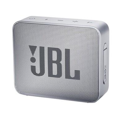 JBL GO 2   Portable Speaker   Color Gris Niebla