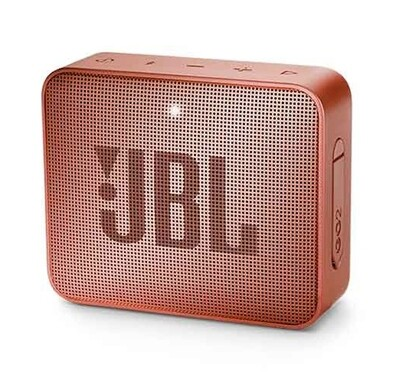 JBL GO 2   Portable Speaker   Color Canela Soleada