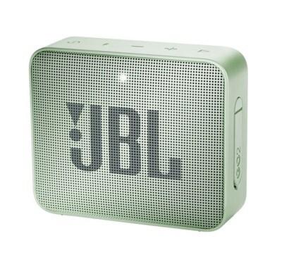 JBL GO 2   Portable Speaker   Color Menta Glaciar