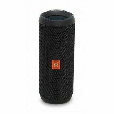 JBL Flip 4   Waterproof Bluetooth Speaker   Color Negro