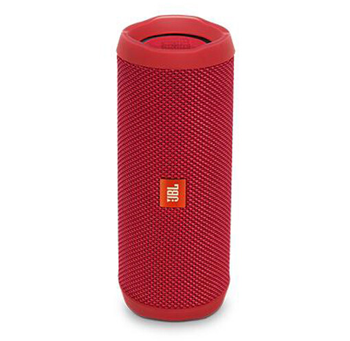 JBL Flip 4 | Waterproof Bluetooth Speaker | Color Rojo
