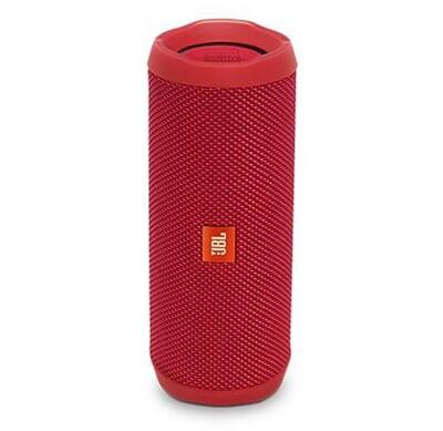 JBL Flip 4   Waterproof Bluetooth Speaker   Color Rojo