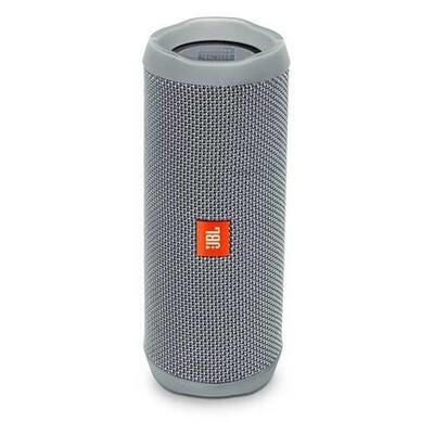 JBL Flip 4   Waterproof Bluetooth Speaker   Color Gris