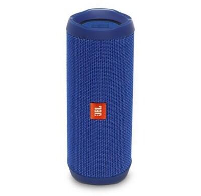 JBL Flip 4   Waterproof Bluetooth Speaker   Color Azul