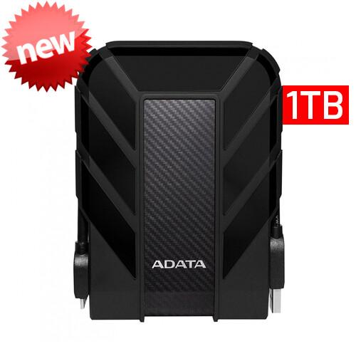 Adata HD710P   Disco Duro Externo   1TB   Color Negro