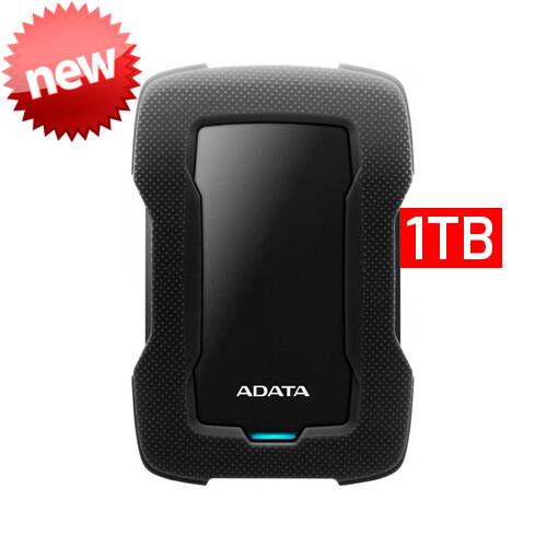Adata HD330   Disco Duro Externo   1TB   Color Negro