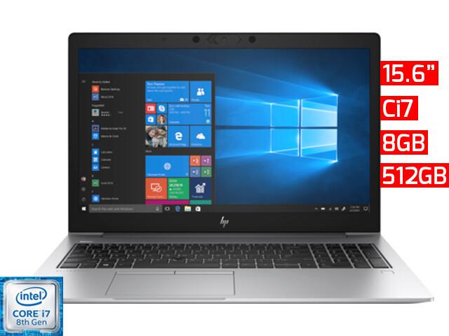 "HP EliteBook 850 G6 | 15.6"" - Ci5 - 8GB - 512GB SSD - 32GB Optane"