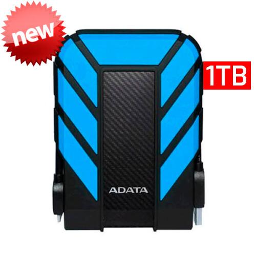 Adata HD710P | Disco Duro Externo | 1TB | Color Azul