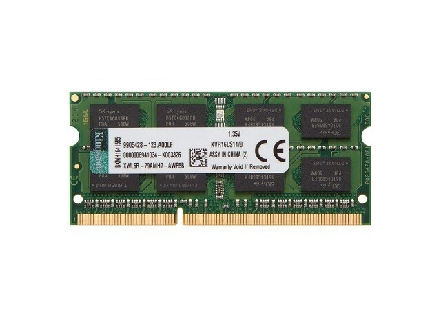 Kingston ValueRAM DDR3 | 8 GB