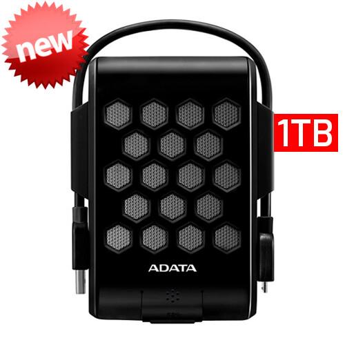 Adata HD720P | Disco Duro Externo | 1TB | Color Negro