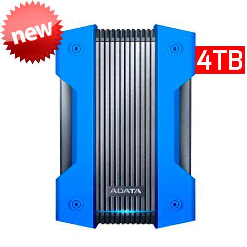Adata HD830   Disco Duro Externo   4TB   Color Azul