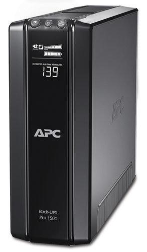 APC Back-UPS RS   1500VA - 865W