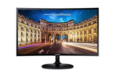 Monitor LED Samsung C24F390FHL | 24